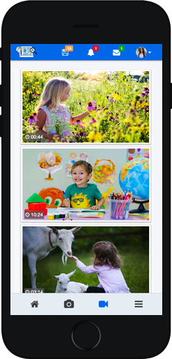 Childcare Daily App