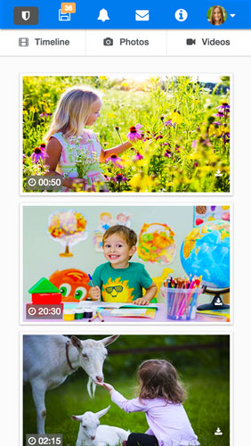 child care documentation app