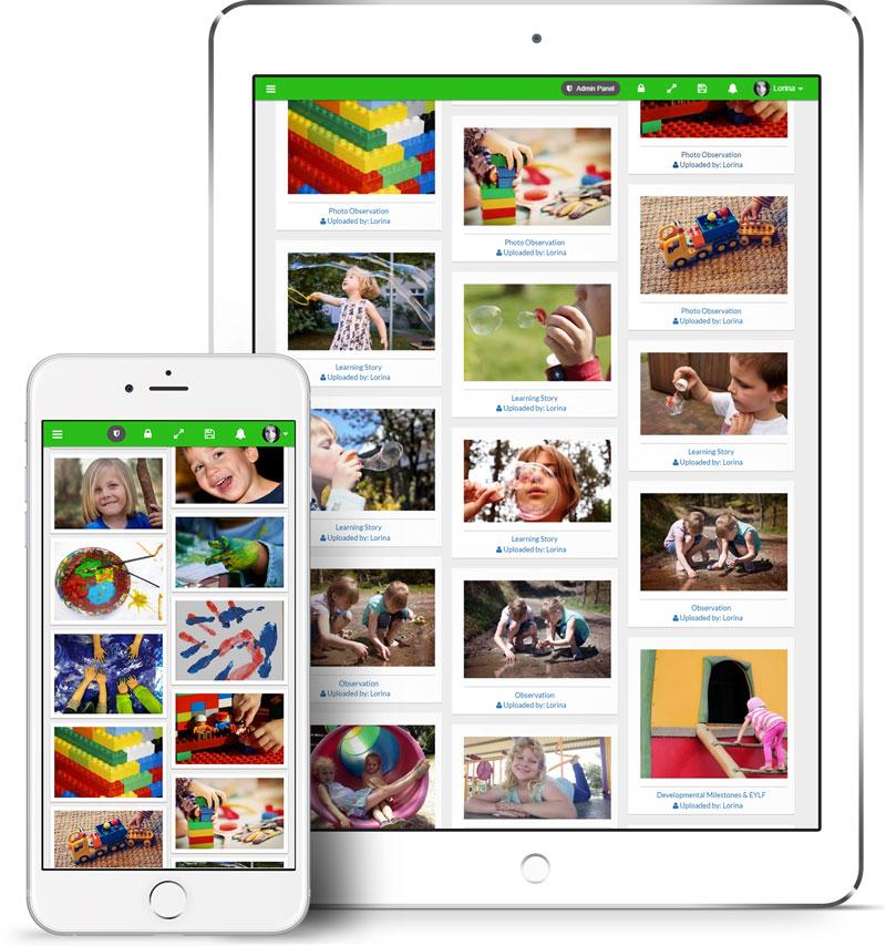 documentation app photos