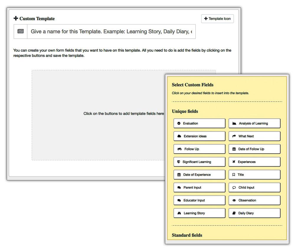 Documentation App Custom Templates