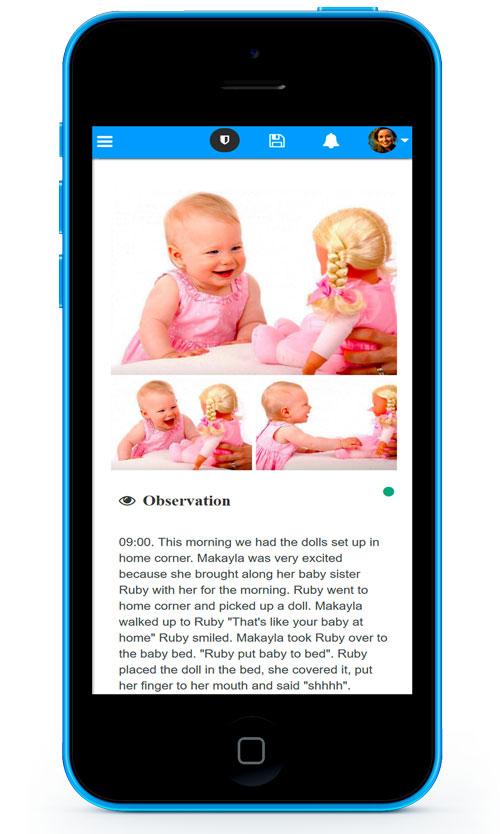 Childcare Documentation App