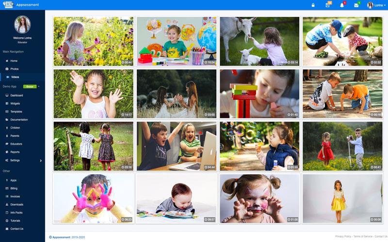 child care reports
