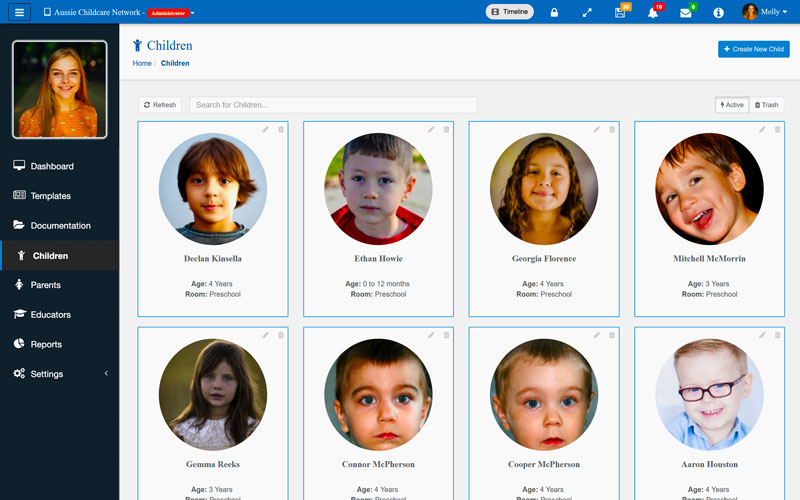 Family Daycare App