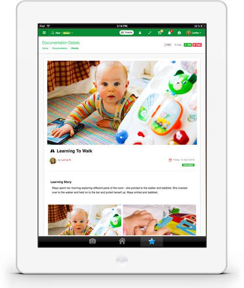 Child care Documentation App