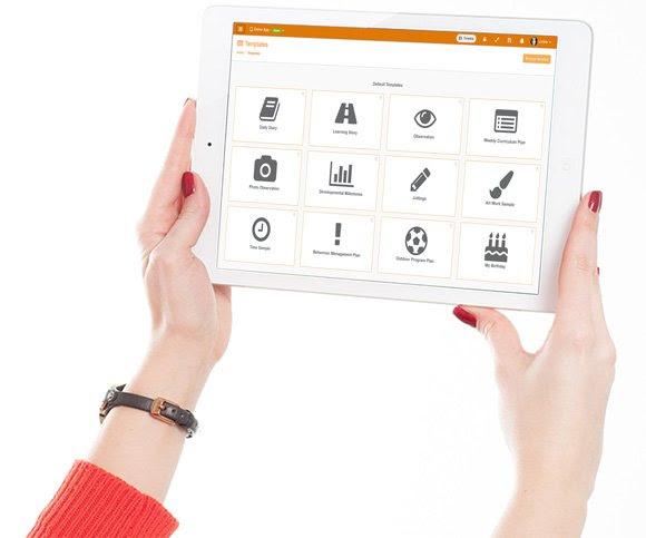 Daycare App Templates App