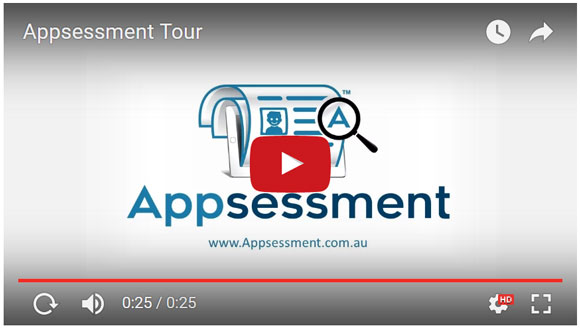Appsessment Childcare App Tour