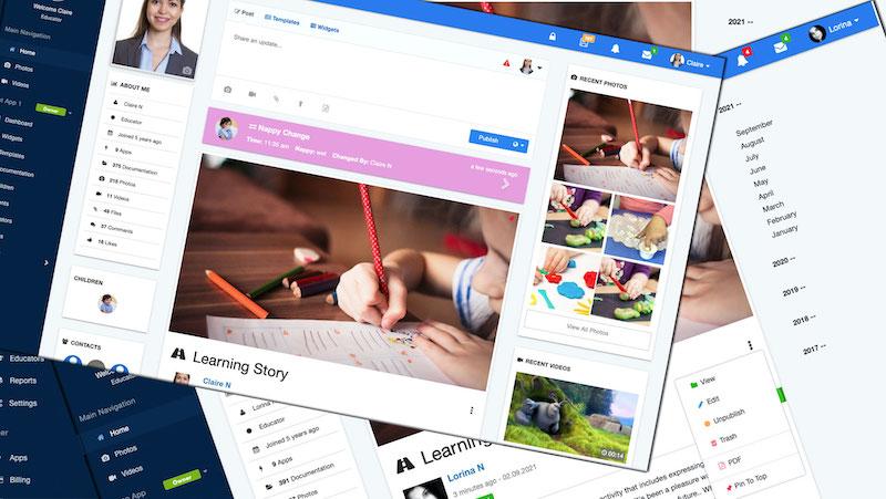 Pin Documentation Childcare App